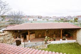 El Habanero casa rural en Destriana (León)