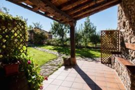 La Venta del Alma II (El Apartamento) casa rural en Robledo De La Guzpeña (León)
