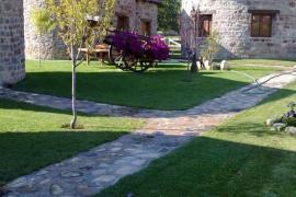 Las Chozas de Francisca casa rural en Puebla De Lillo (León)