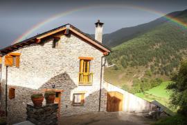 Alberg Refugi Arestui casa rural en Llavorsi (Lleida)