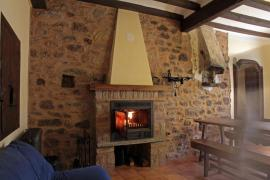 Ca Vilanova casa rural en Baix Pallars (Lleida)