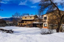Cal Caló - Colònies Cadí casa rural en Bellver De Cerdanya (Lleida)