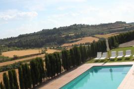 Cal Dragó casa rural en Montornes De Segarra (Lleida)