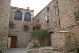 Cal Goma casa rural en Montfalcó Murallat (Lleida)