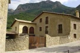 Cal Tarres casa rural en La Coma I La Pedra (Lleida)
