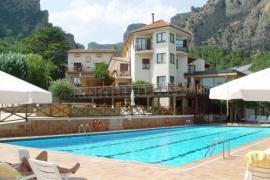 Can Boix De Peramola casa rural en Peramola (Lleida)