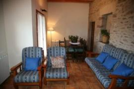 Can Cols casa rural en Naves (Lleida)