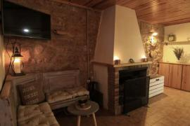 Can Quattre casa rural en Cervia De Les Garrigues (Lleida)
