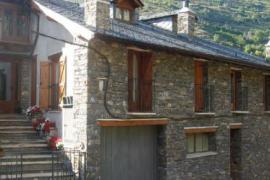 Casa Coix 1 casa rural en Rialp (Lleida)