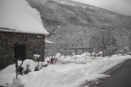 Casa Curbelies casa rural en Vila (Lleida)