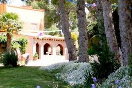 Casa Dalfó casa rural en Almenar (Lleida)