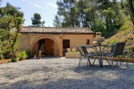 Casa del Bosch I y II casa rural en Nalec (Lleida)