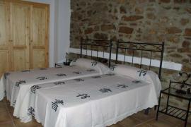 Casa Perdiu casa rural en Castell De Mur (Lleida)