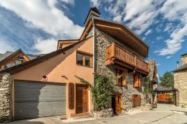 Casa Chin casa rural en Betren (Lleida)