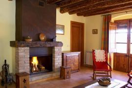 Casa Serra de Dalt casa rural en Lladurs (Lleida)