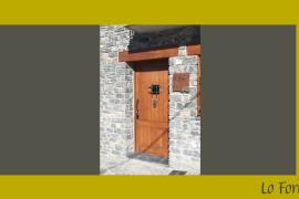 Casa Teixidó- Lo Forn casa rural en Soriguera (Lleida)