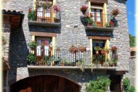 Casa Teulé casa rural en Pallars Jussa (Lleida)