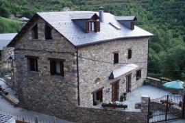 Casa Xanet casa rural en Durro (Lleida)