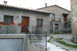 El Porxo de La Creu casa rural en Sant Llorenç De Morunys (Lleida)