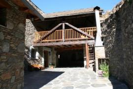 El Racó de Cal Maró casa rural en Montferrer I Castellbo (Lleida)