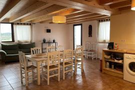 El Refugi de Rubinat casa rural en Ribera D' Ondara (Lleida)