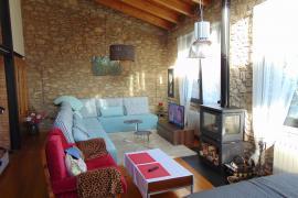 Era Anton  casa rural en Alas I Cerc (Lleida)