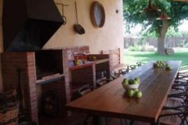 Era de Cal Falillo casa rural en Vilanova De Bellpuig (Lleida)