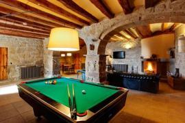 Heretat de Guárdia casa rural en La Baronia De Rialb (Lleida)