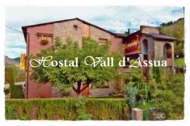 Hostal Vall D´Ássua casa rural en Altron (Lleida)