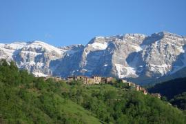 Hotel Font del Genil casa rural en Arseguel (Lleida)