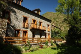 L' Hort del Metge casa rural en Vall De Cardos (Lleida)