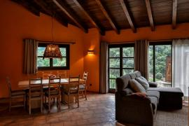Rectoria La Canistra -  El Beçull - El Rampill casa rural en Castellbo (Lleida)