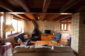 Les Cases de Borrells casa rural en Lladurs (Lleida)