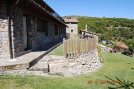 Les Feixes de Cal Margarit casa rural en Montan De Tost (Lleida)