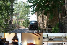 Les Golfes del Molí casa rural en Alos De Balaguer (Lleida)