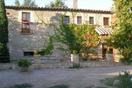 Lo Molí casa rural en Juneda (Lleida)