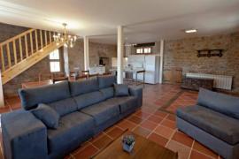Masia Ca l´Ànima casa rural en La Baronia De Rialb (Lleida)