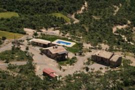 Masia Cal Llorens casa rural en Biosca (Lleida)