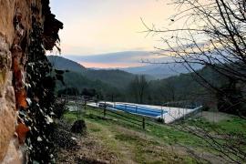 Masia l´Ará casa rural en La Baronia De Rialb (Lleida)