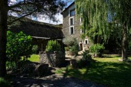 Moli del Pau  casa rural en Montferrer I Castellbo (Lleida)