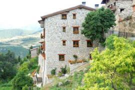 Paller Cal Cintet casa rural en Aristot (Lleida)