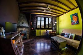 Apartamentos Luna de Vilar casa rural en Ribeira De Piquin (Lugo)