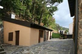 Apartamentos Turísticos A Estación casa rural en A Pontenova (Lugo)