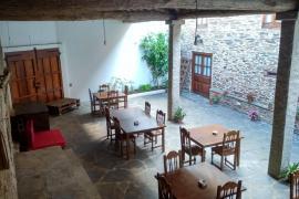 Casa Benaxo casa rural en O Saviñao (Lugo)