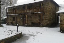 Casa Bouza casa rural en Becerrea (Lugo)