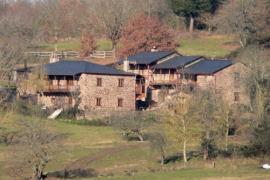 A Casa Da Cabaza casa rural en O Incio (Lugo)