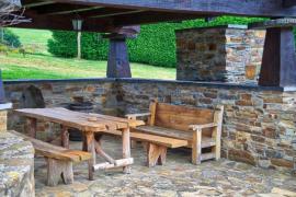 Casa Do Cabo casa rural en A Fonsagrada (Lugo)