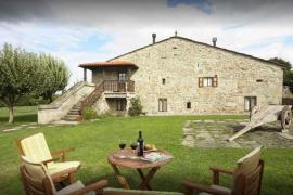 Casa do Romualdo casa rural en Taboada (Lugo)