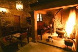 Fervenza Casa Grande & Restaurante casa rural en O Corgo (Lugo)