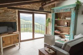 Finca Eiras casa rural en A Pontenova (Lugo)